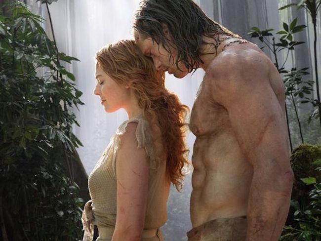 Tarzan alexander skarsgard margot robbie