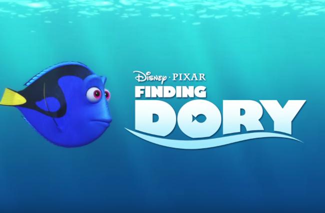 ピクサーの話題作『ファインディング・ドリー』のタイトル映像が公開