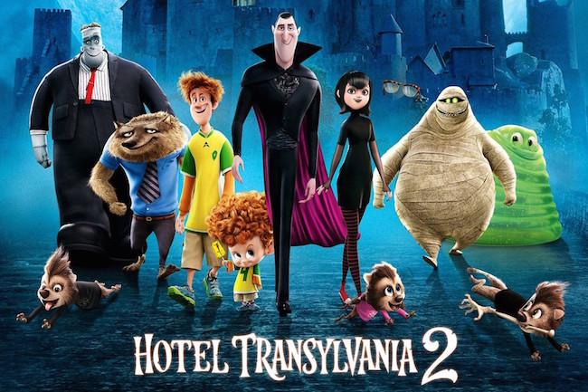 映画レビュー|『モンスター・ホテル2』