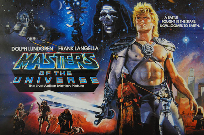 He Man and the Masters of The Universe film