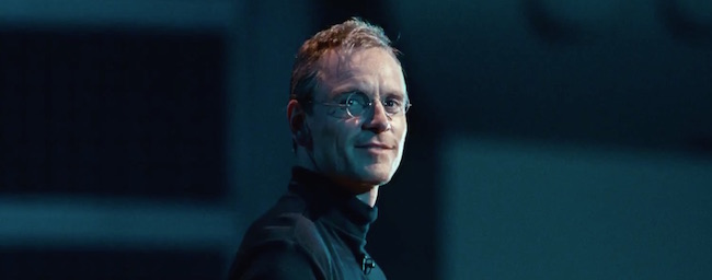Michael Fassbender Steve Jobs Movie 2015