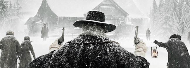 Hateful eight 70 mm roadshow video