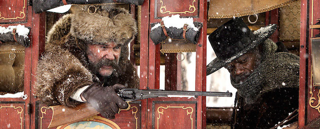 The hateful eight kurt russell samuel l jackson
