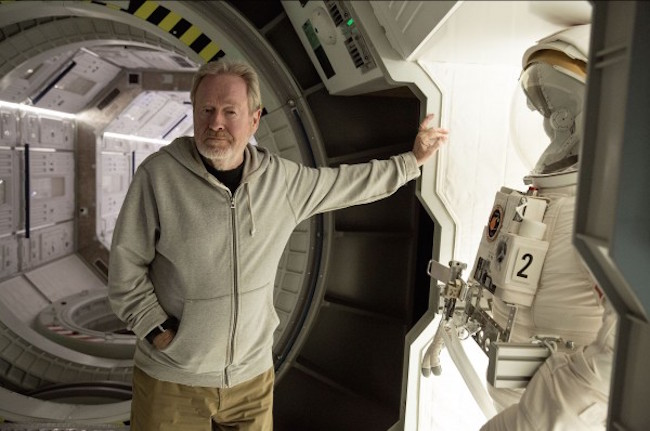 The martian ridley scott 600x398
