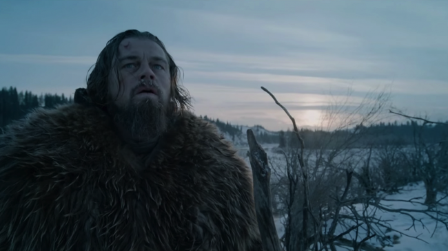 The revenant trailer alexa leo