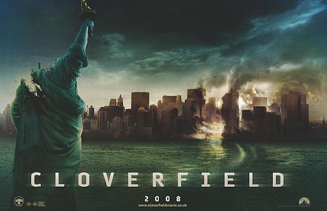 Cloverfield banner
