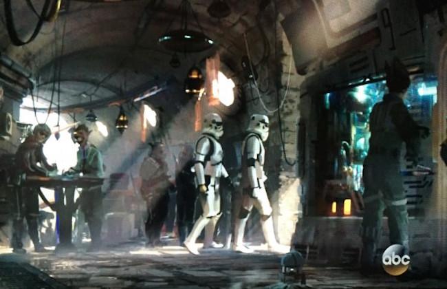 ディズニーランド新アトラクション『スターウォーズ』のコンセプトアートが公開