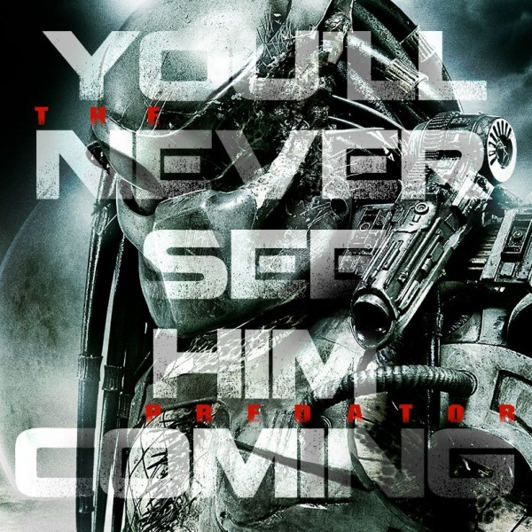 The predator poster 600x600