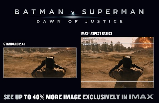 Batman v superman imax aspect ratio 600x467
