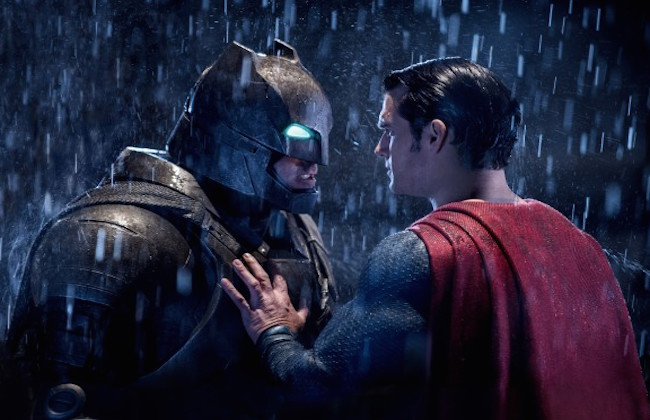 Batman vs superman ben affleck henry cavill 600x529