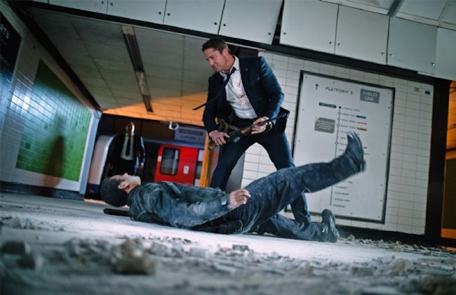 『エンド・オブ・キングダム』の最新映像が公開、ホワイトハウスの次はロンドンがテロの標的に!