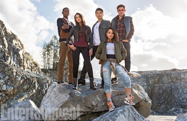 Power rangers movie cast image 600x401