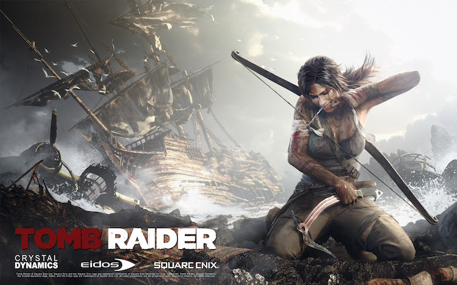 Tomb raider video game