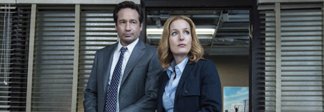 X files homeagain mulderscully