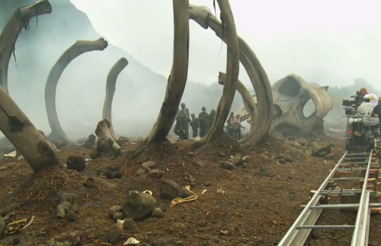 『コング:スカル・アイランド』のファーストイメージと紹介映像が公開!