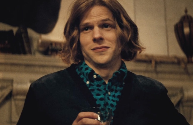 Lex Luthor Batman V Superman Hair Jesse Eisenberg