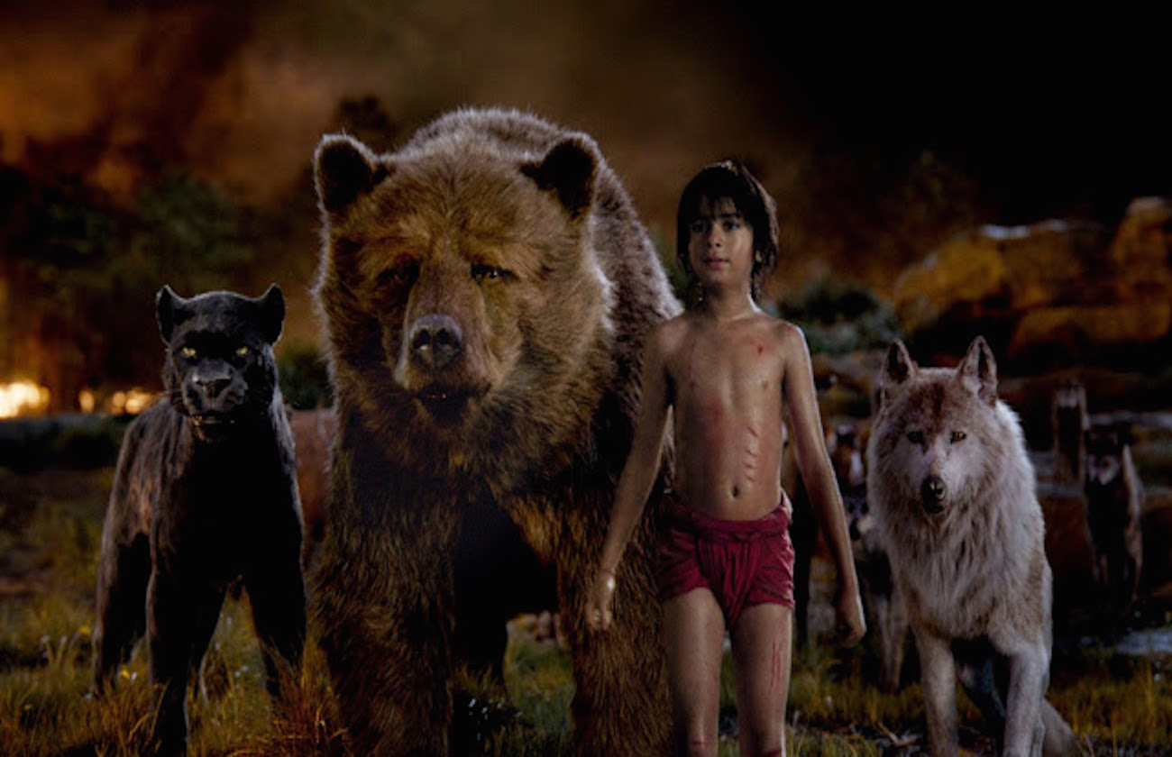 全米Box Office:ディズニー実写化『ジャングル・ブック』が記録的大ヒットで初登場首位!