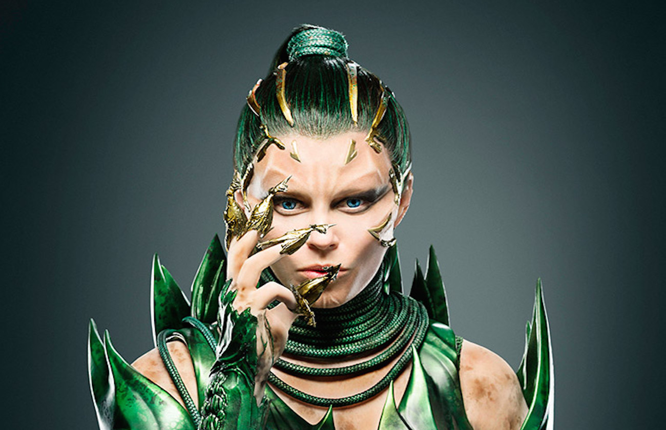 Power rangers elizabeth banks rita repulsa