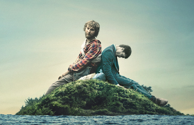 Swiss army man poster 2