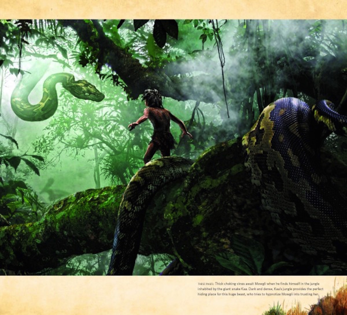 The art of the jungle book concept art 3 600x545