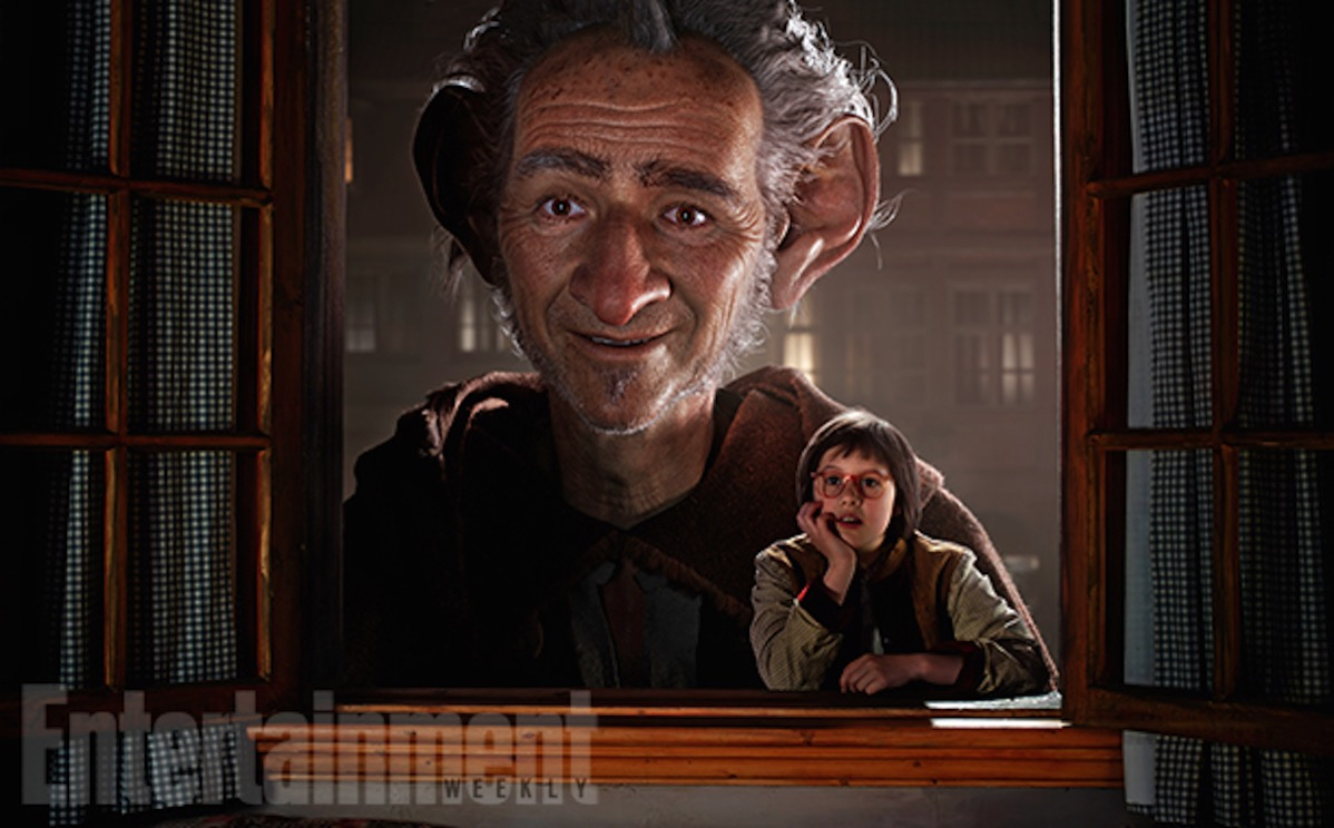 The bfg mark rylance