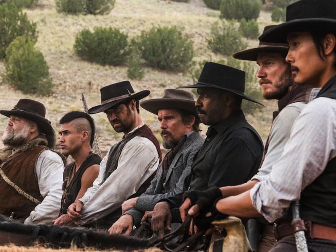 The magnificent seven cast 1