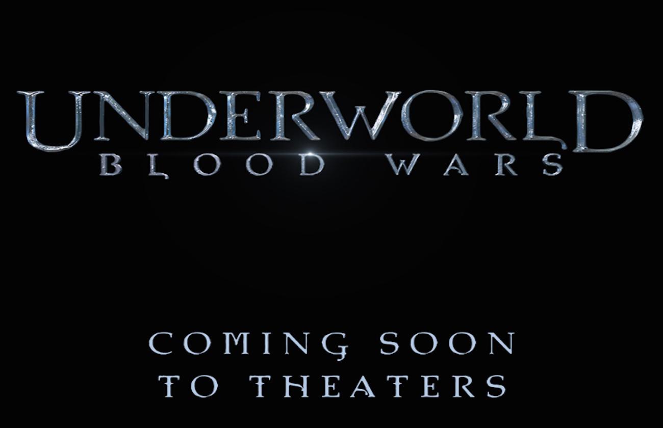 『アンダーワールド』シリーズ第5作目のタイトルが『Underworld Blood Wars』に決定!