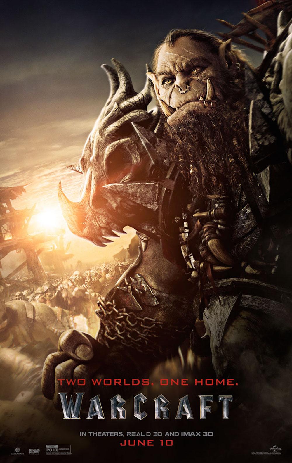 Warcraft poster blackhand the destroyer