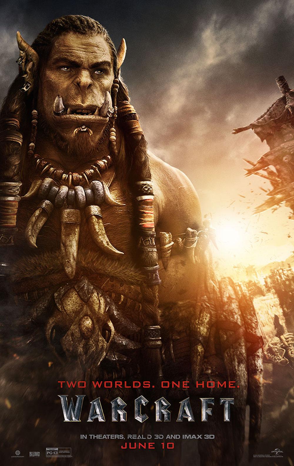Warcraft poster durotan