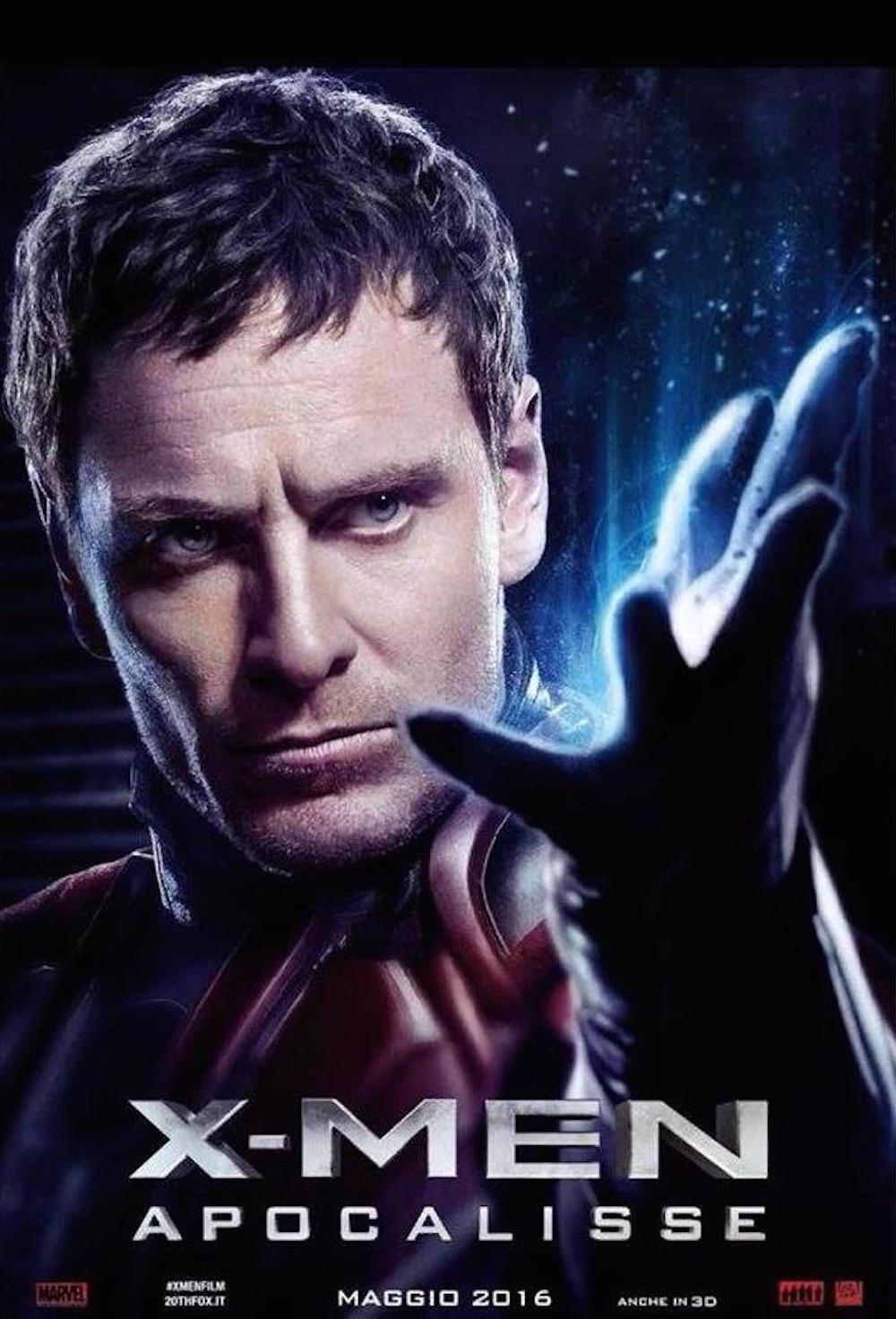 X men apocalypse poster magneto1