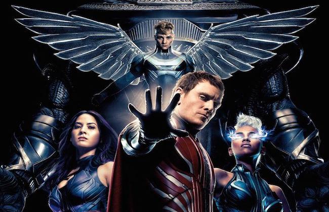 『X-MEN:アポカリプス』の「黙示録の4騎士」をフューチャーした映像とポスターが公開