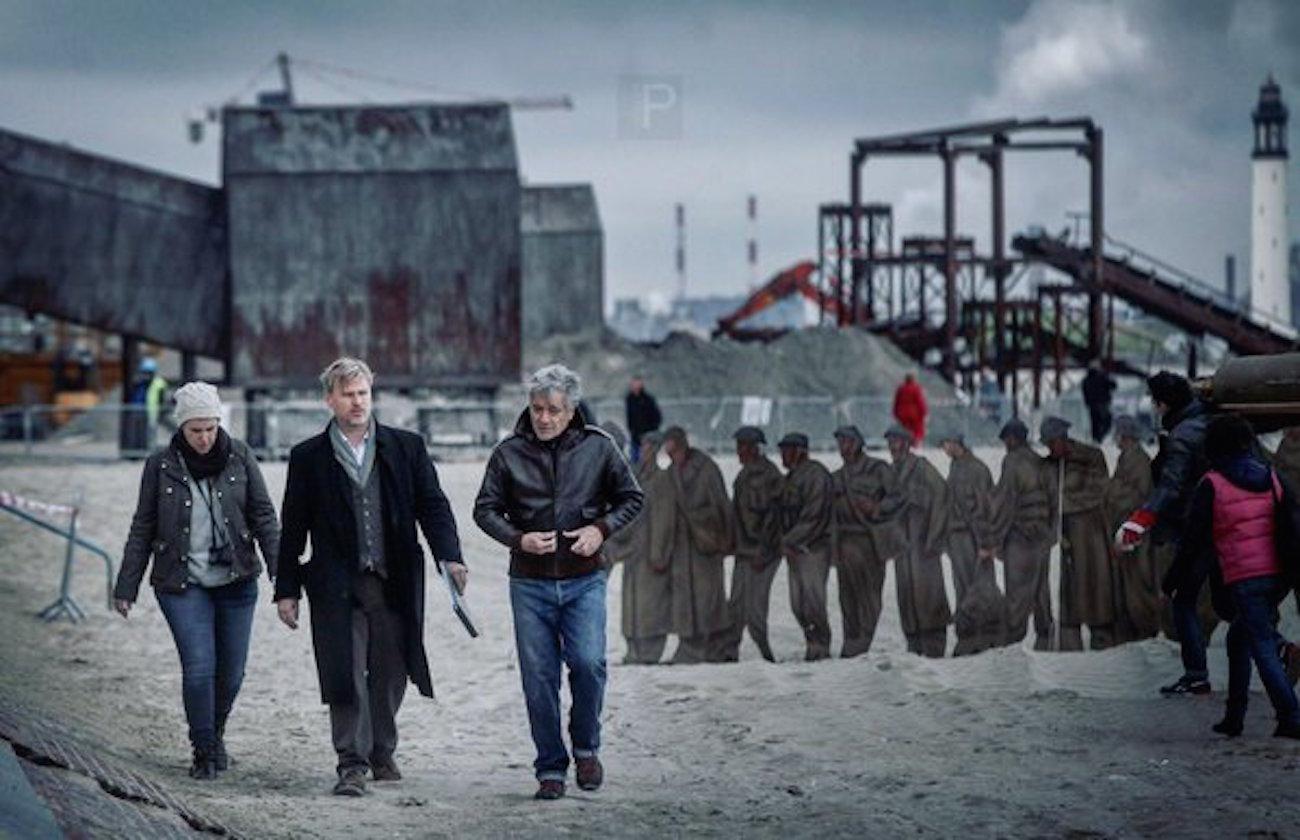 クリストファー・ノーラン監督最新作『Dunkirk』のあらすじとセット写真が公開!