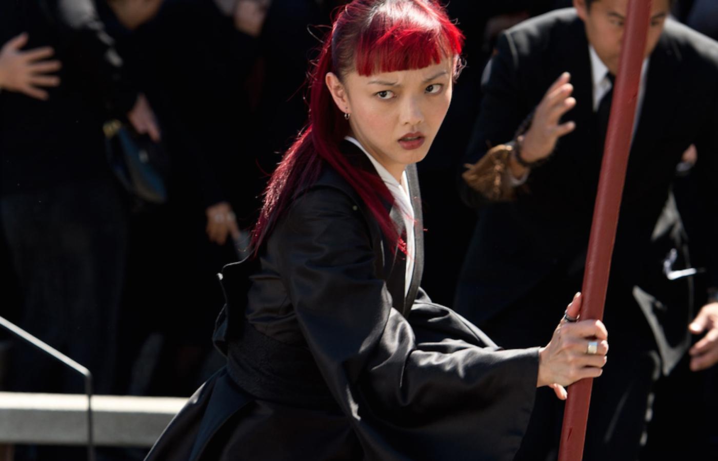 ハリウッド実写『攻殻機動隊』に『ウルヴァリン3』福島リラの出演が決定!