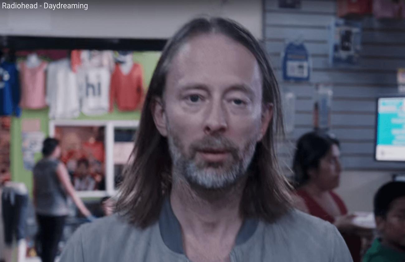 ポール・トーマス・アンダーソンが監督するレディオヘッド『Daydream』のMVが公開