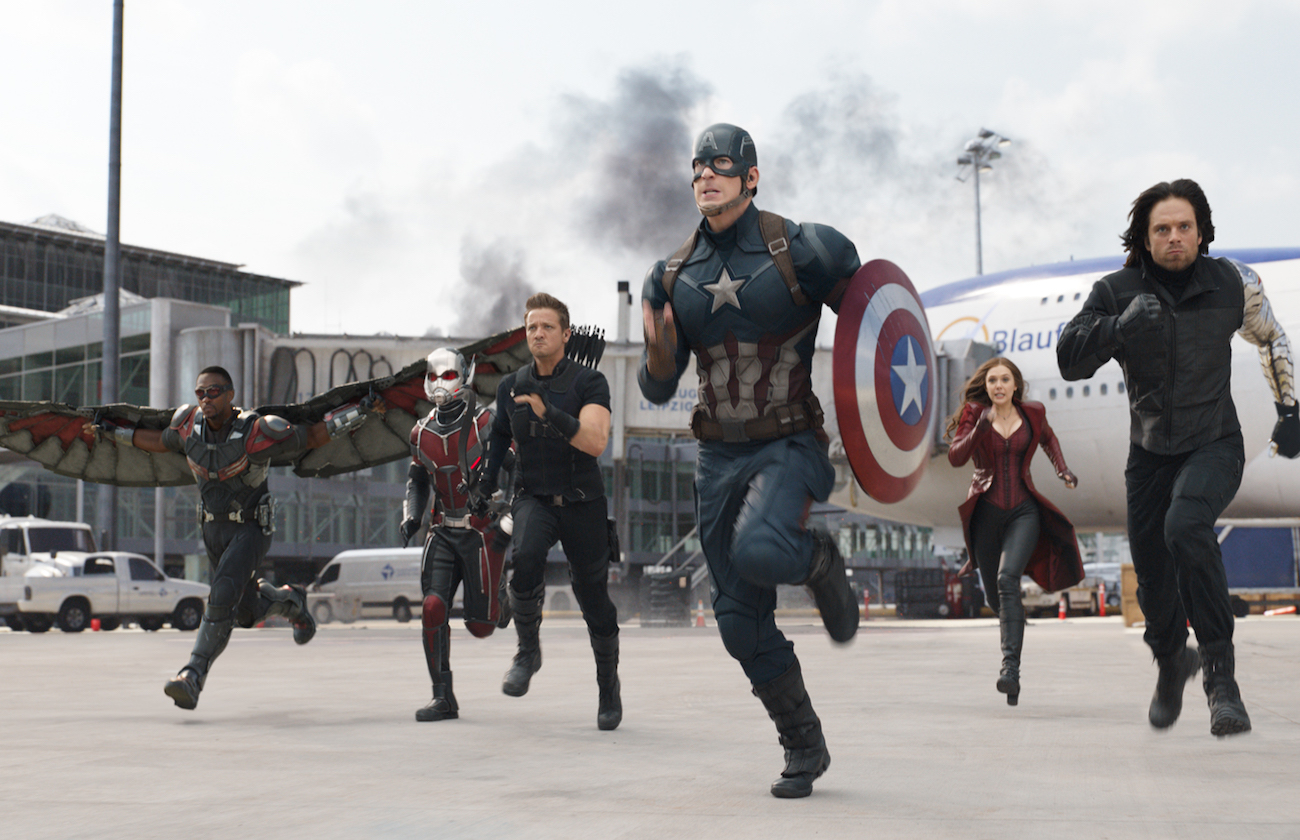 Captain america civil war team cap1