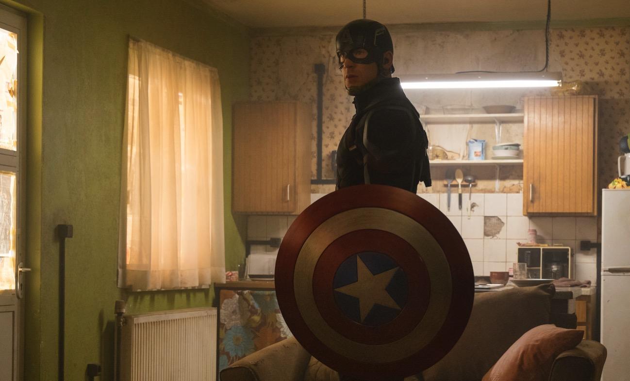 Chris evans captain america civil war movie image