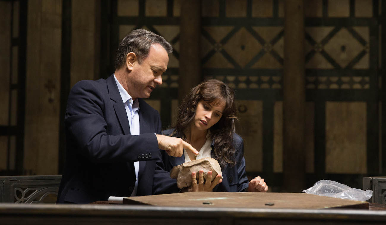 Inferno tom hanks felicity jones