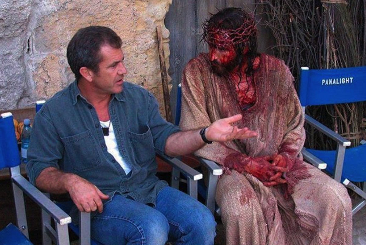 Mel gibson the passion of the christ