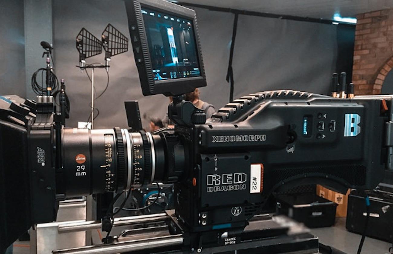 デヴィッド・フィンチャー特注のREDシネマカメラが公開、その名もゼノモーフ!