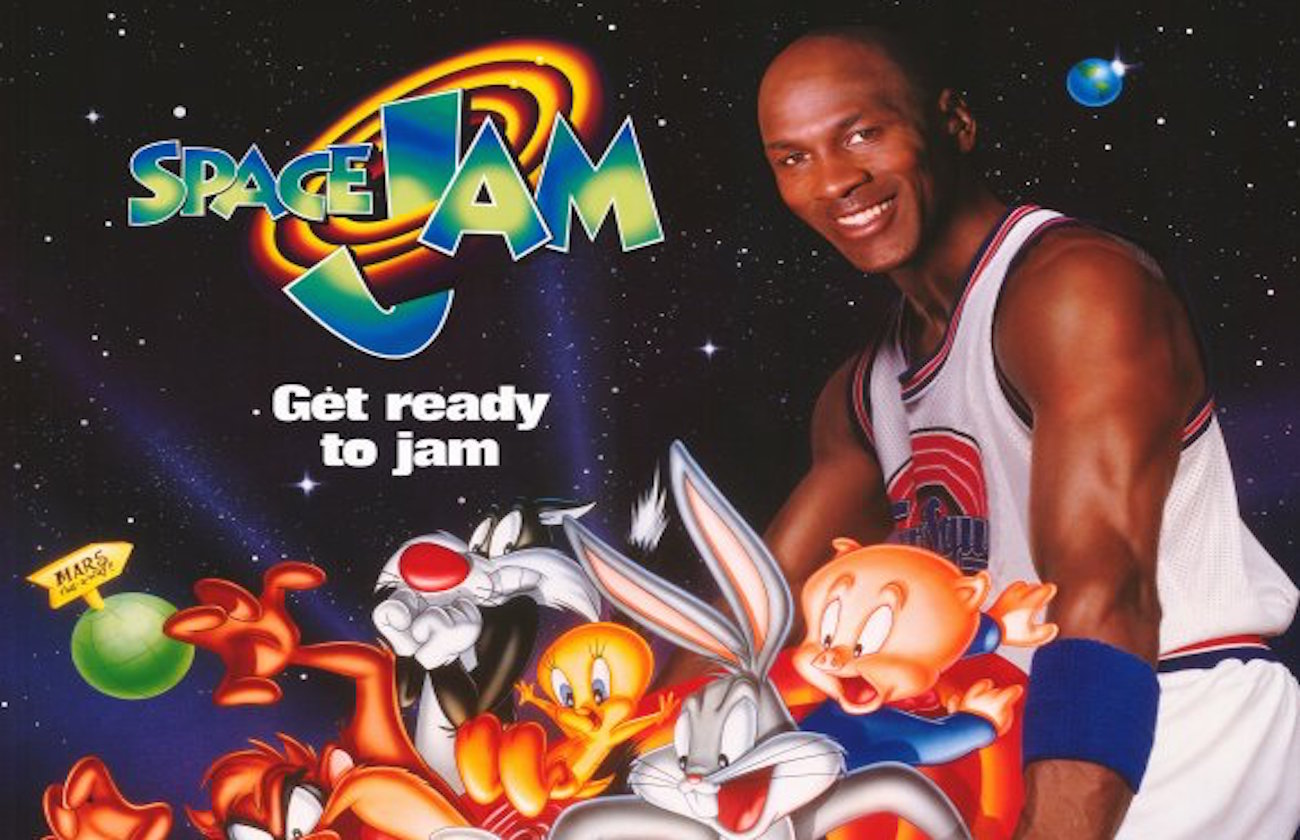 Space jam poster1