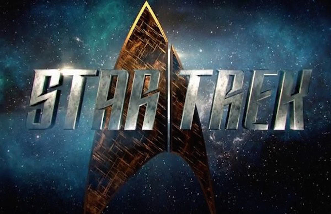 Star trek 2017 new logo