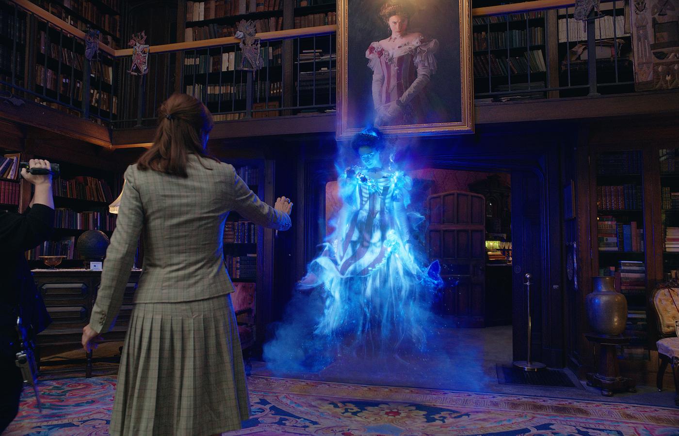 Ghostbusters reboot kristen wiig