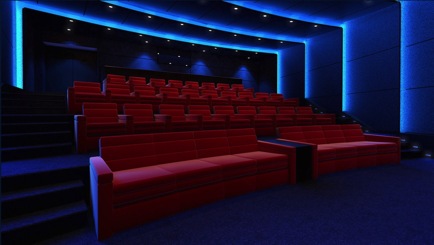 Imax private theatre platinum