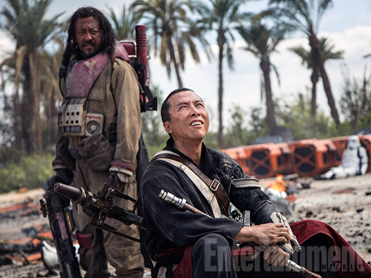Rogue one a star wars story donnie yen jiang wen