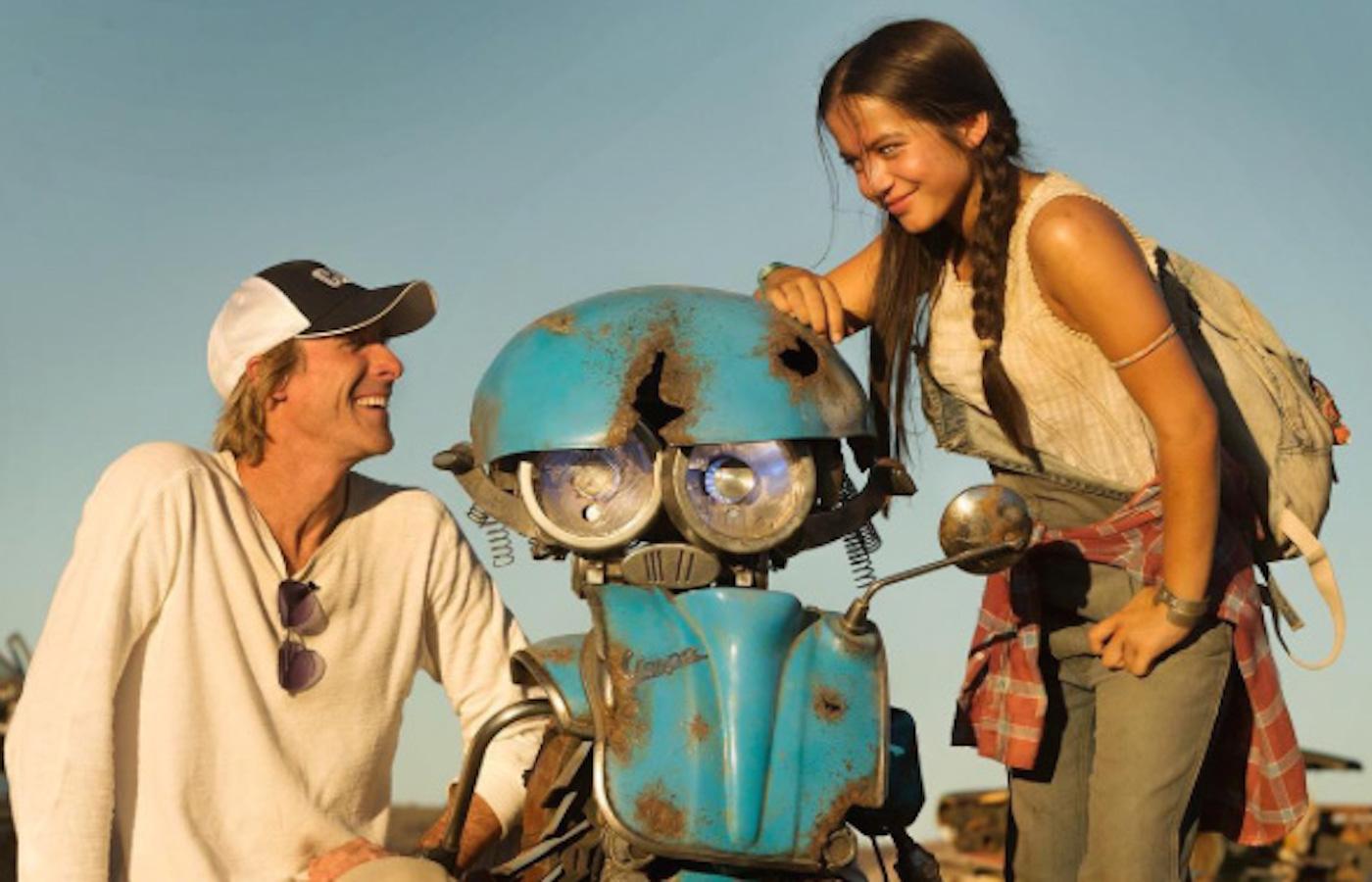『トランスフォーマー5』に登場するジャンクロボット「スクイークス」の画像が解禁!