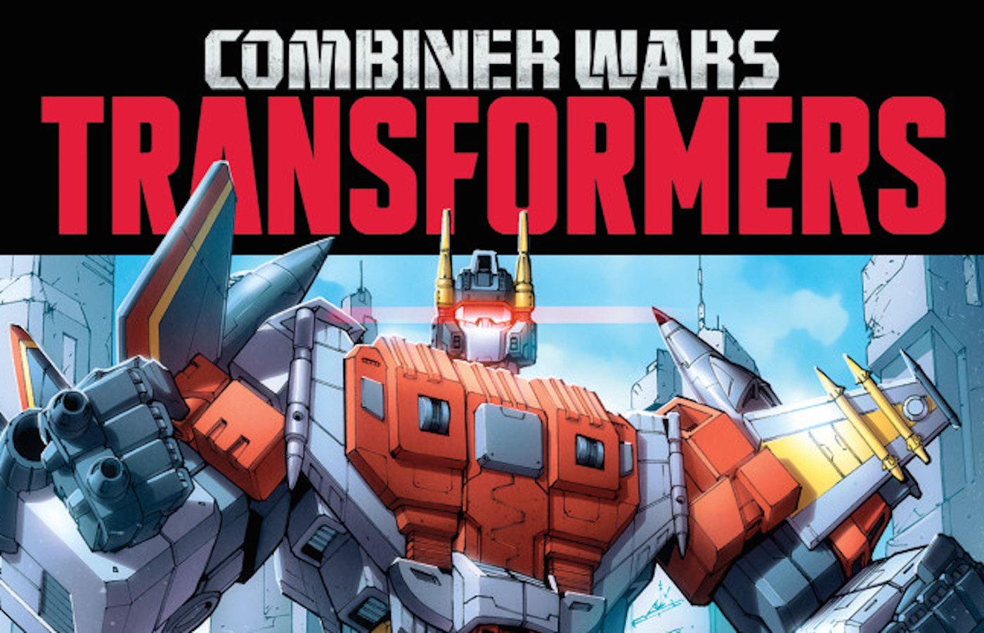 Transformers combiner wars idw publishing
