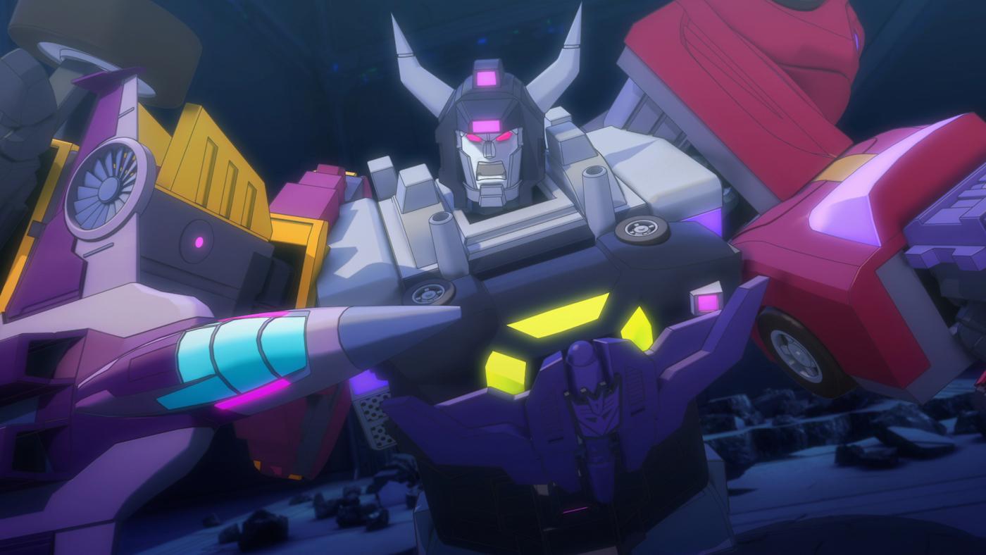 Transformers combiner wars mensaor