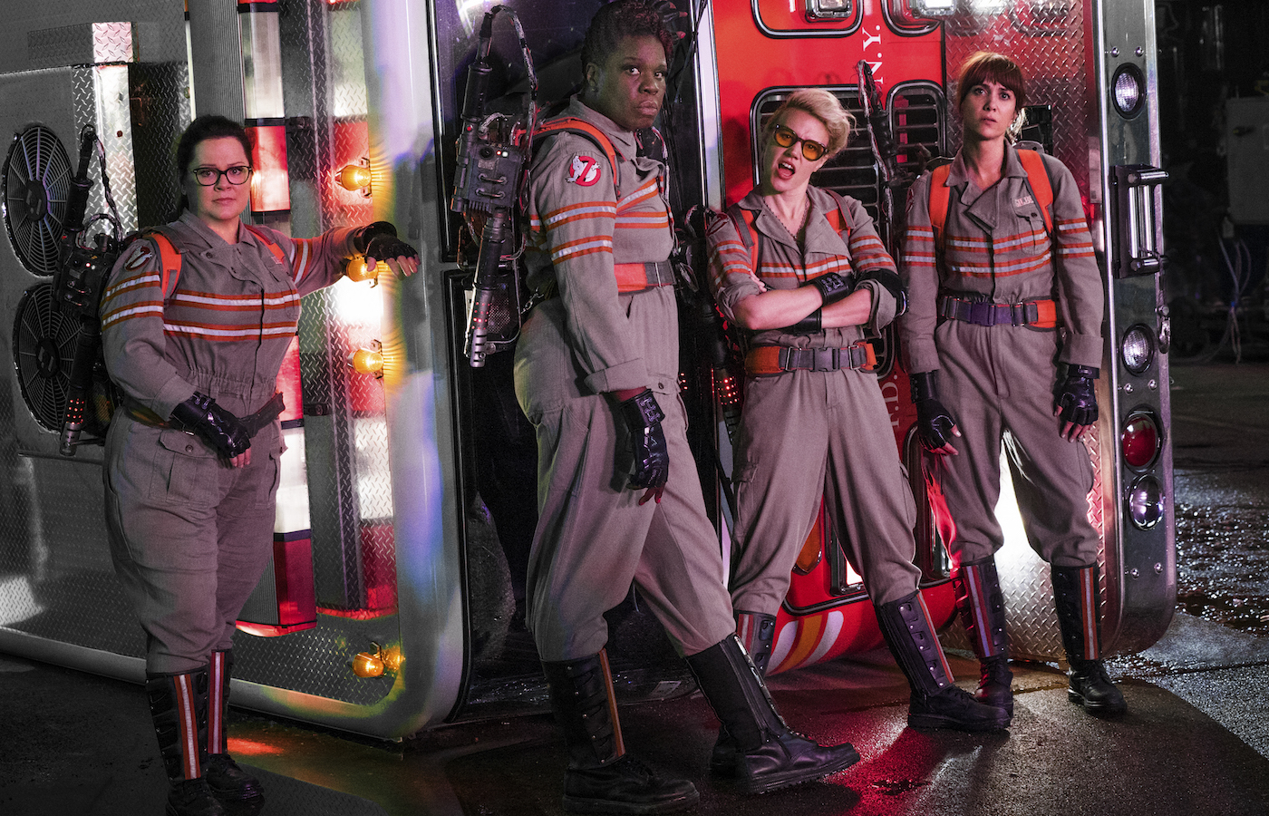 Ghostbusters cast image