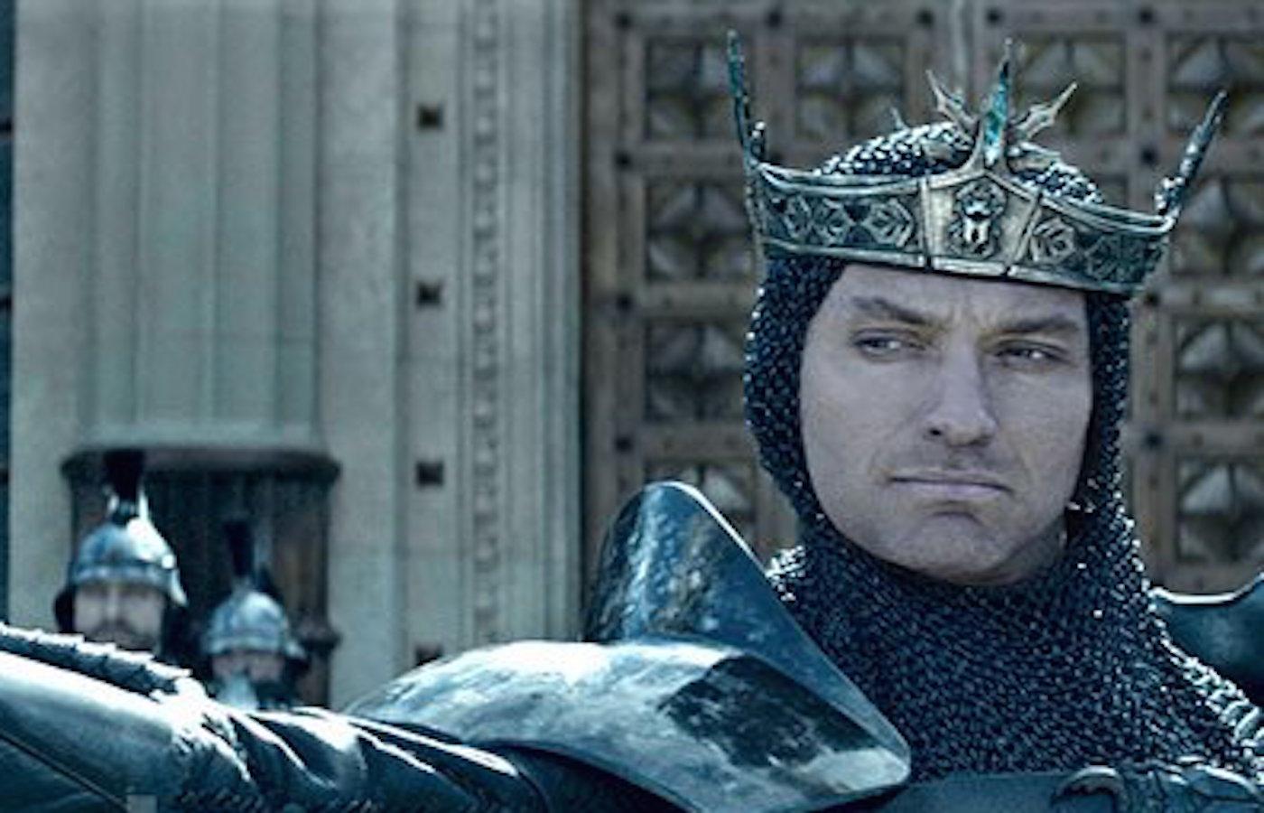 King arthur legend of the sword jude law