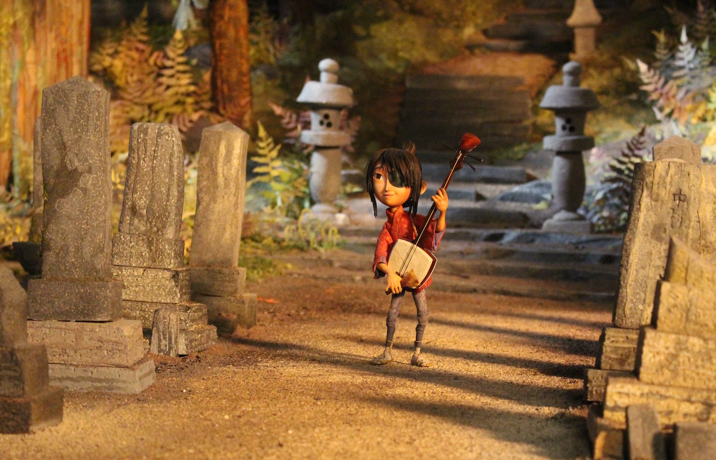 Kubo and the two strings cemetery 6
